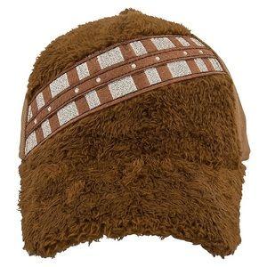 Disney Star Wars Chewbacca Baseball Cap NWT